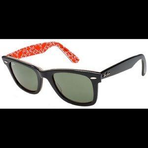 Ray-Ban Ltd Edition Unisex Wayfarer Sunglasses